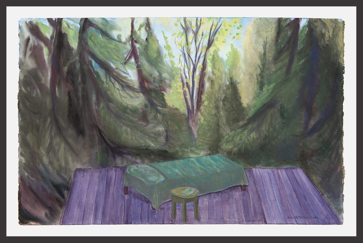 Ann MacIntosh Duff, Adrift in the Forest, c. 2008