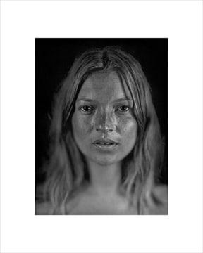 Chuck Close, Untitled, Kate (#14), 2005