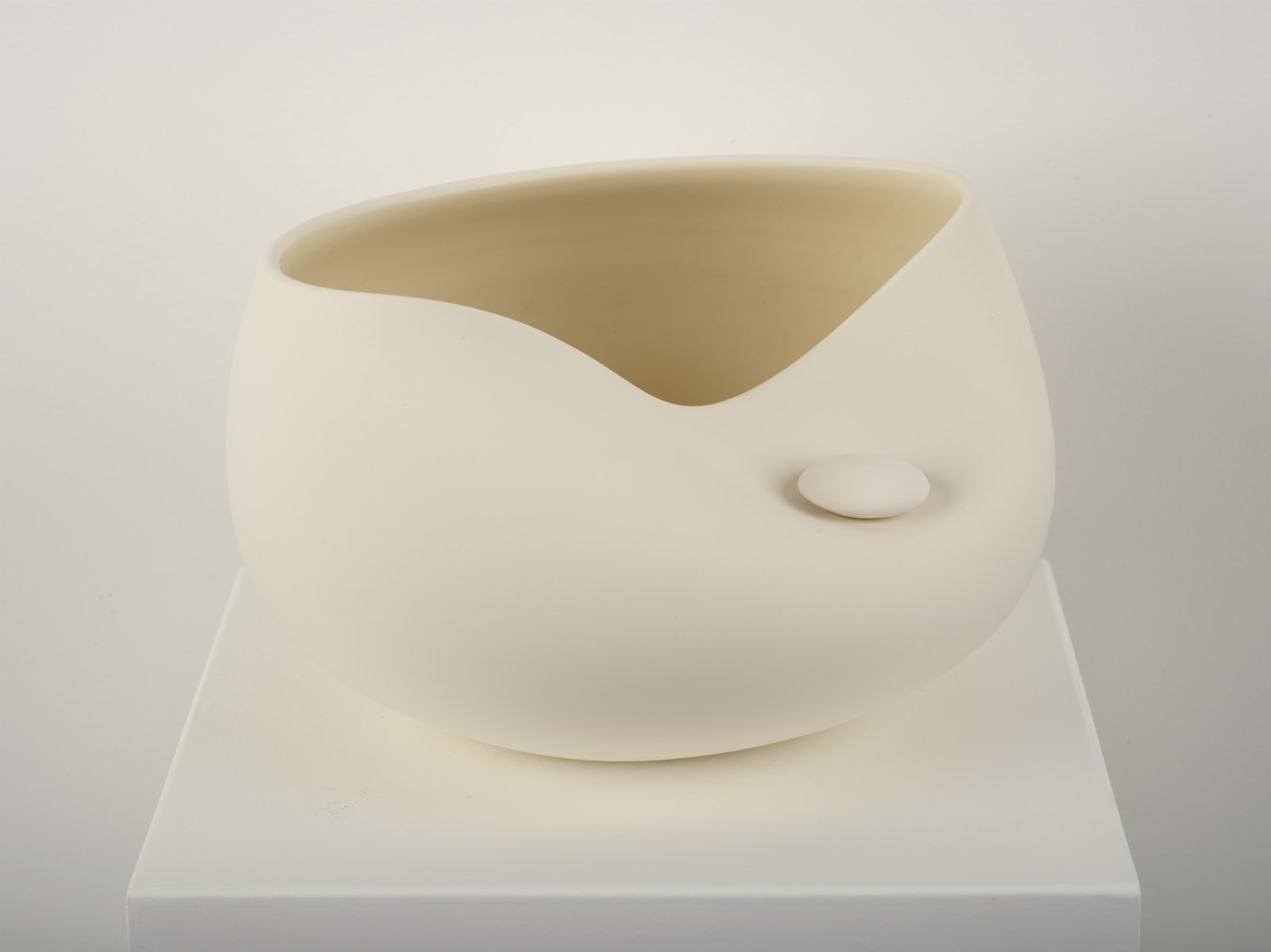 Jeannine Marchand, Bowl With Stone