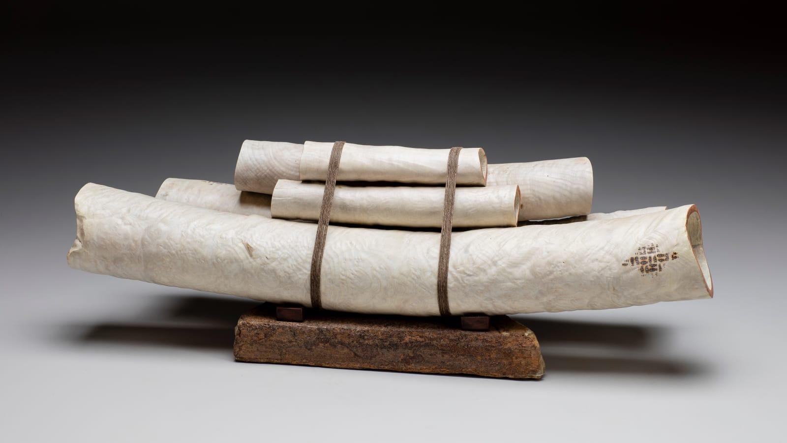 Christian Burchard, Five Scrolls