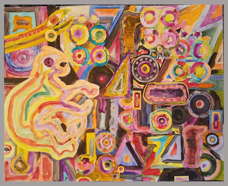 Jim Drain, Jazz Kills Nazis in the Peaceable Kingdom, 2017