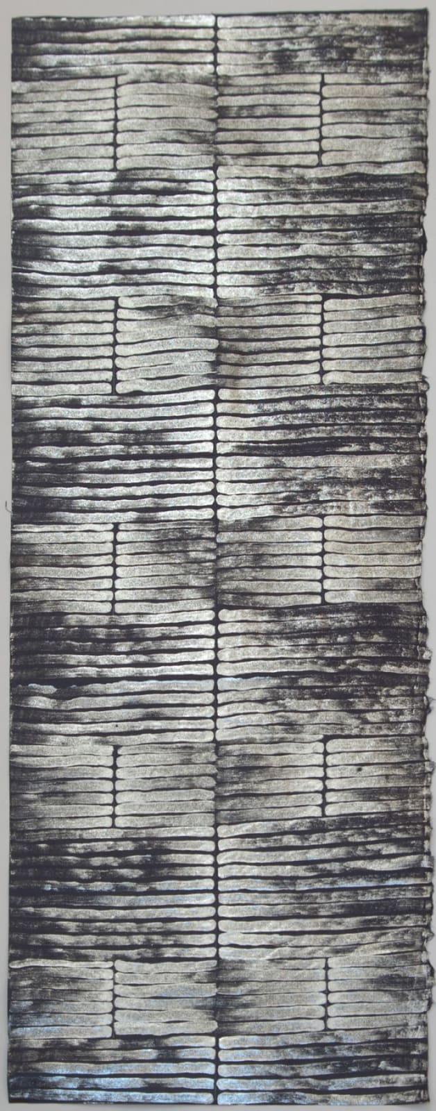 Huguette Caland, Untitled, 2001