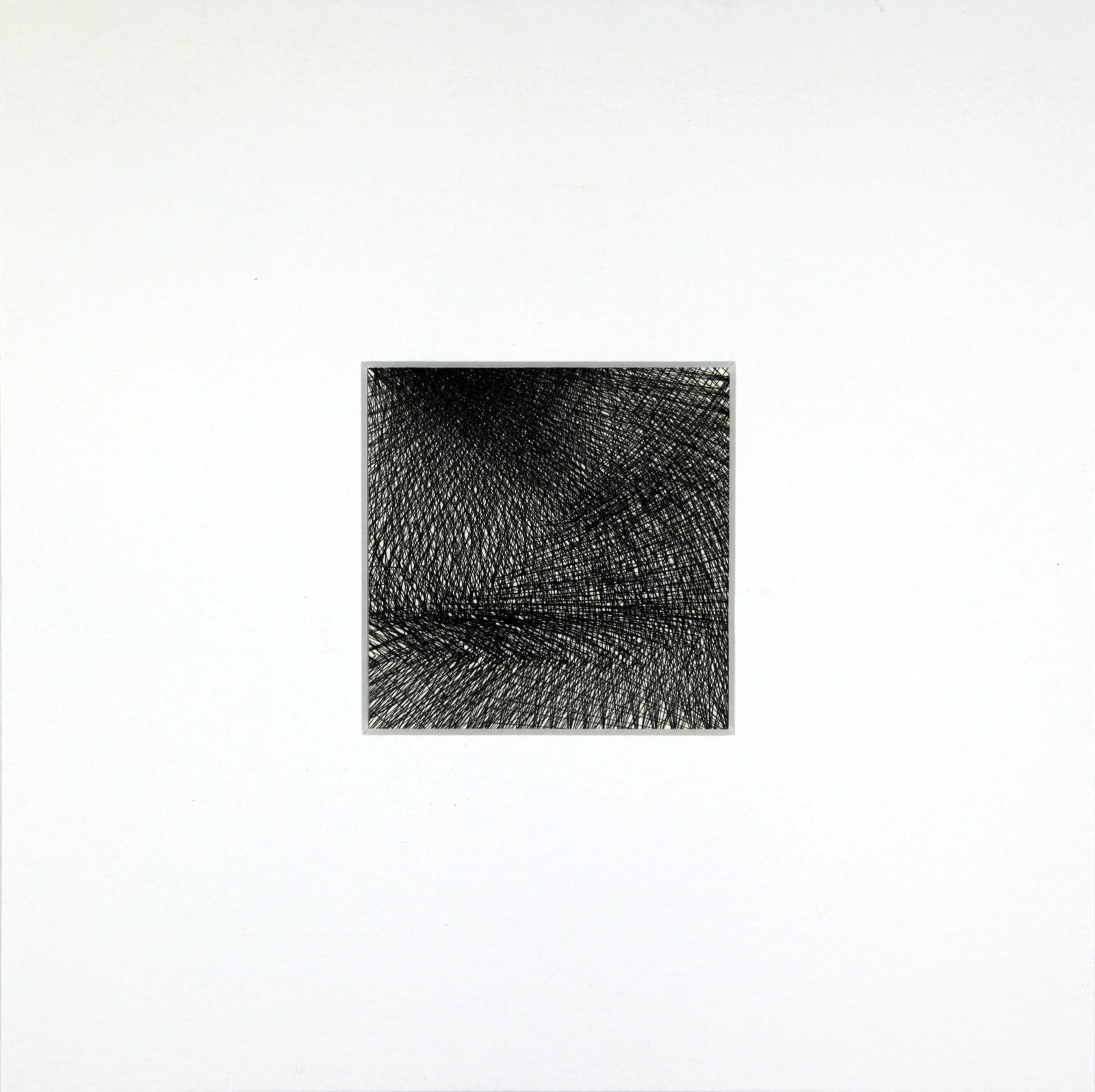 Ode BERTRAND, Miniature - Série Ogive, n°5, 1983