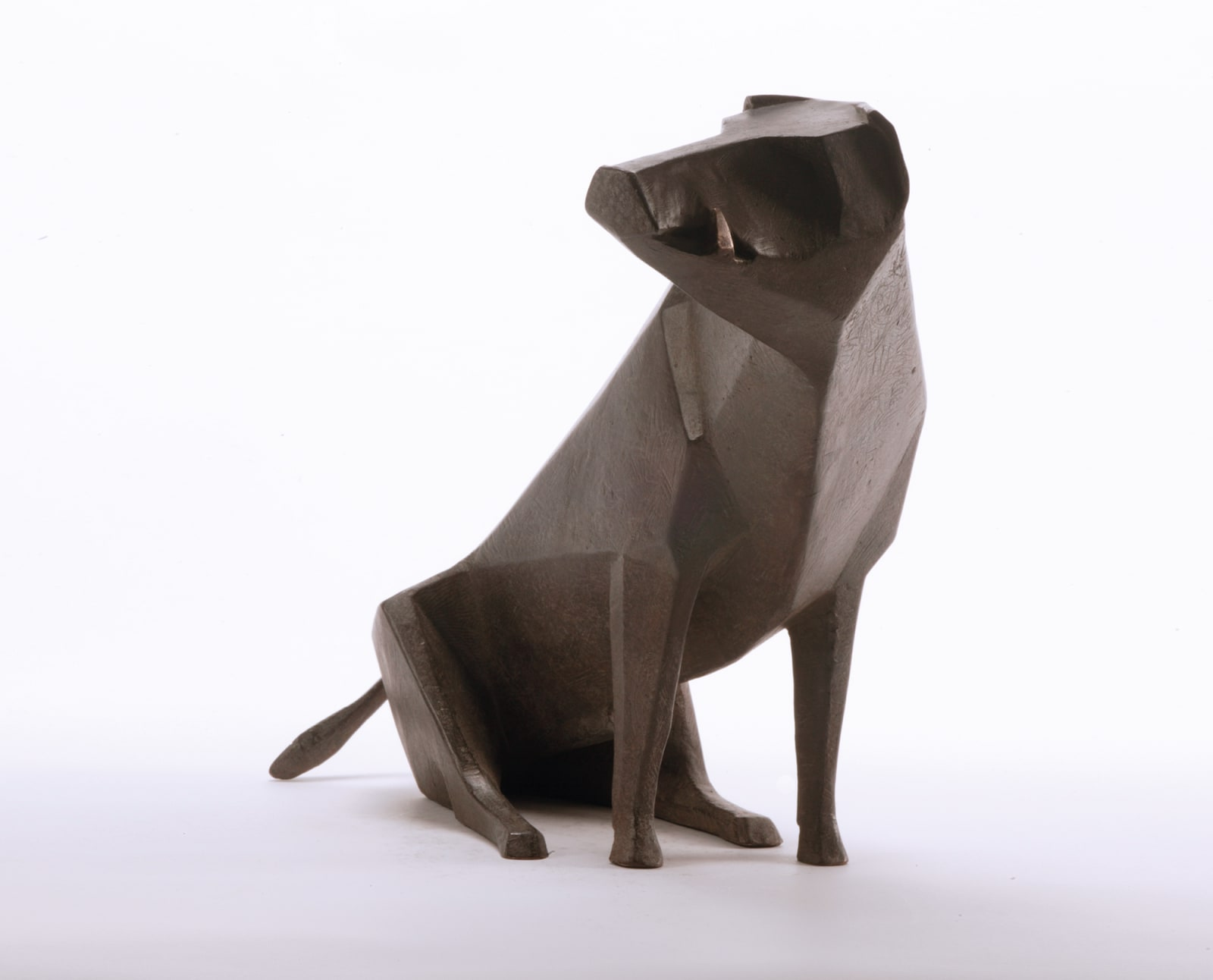 Terence Coventry, Sitting Boar Maquette, 2004