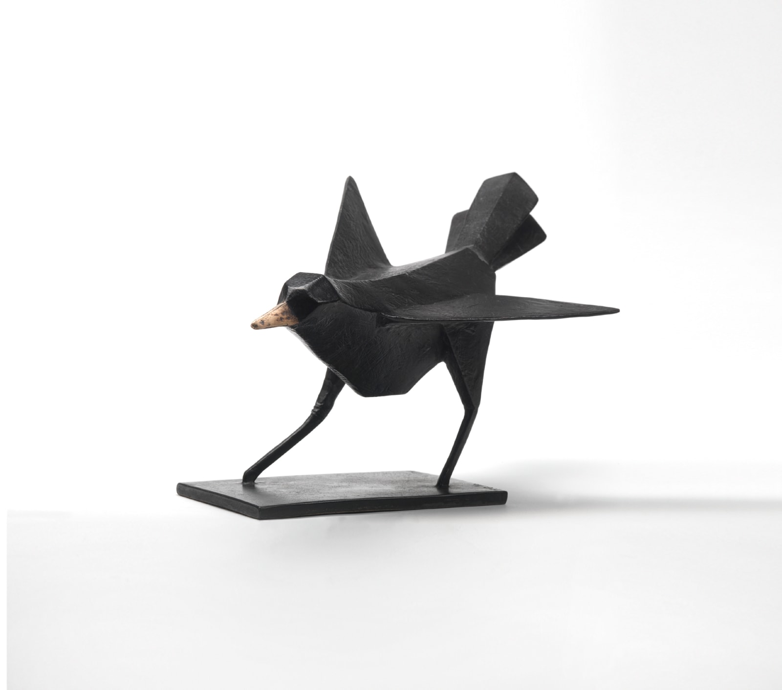 Terence Coventry, Listening Blackbird, 2009