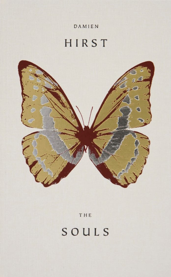 Damien Hirst, The Souls, 2011