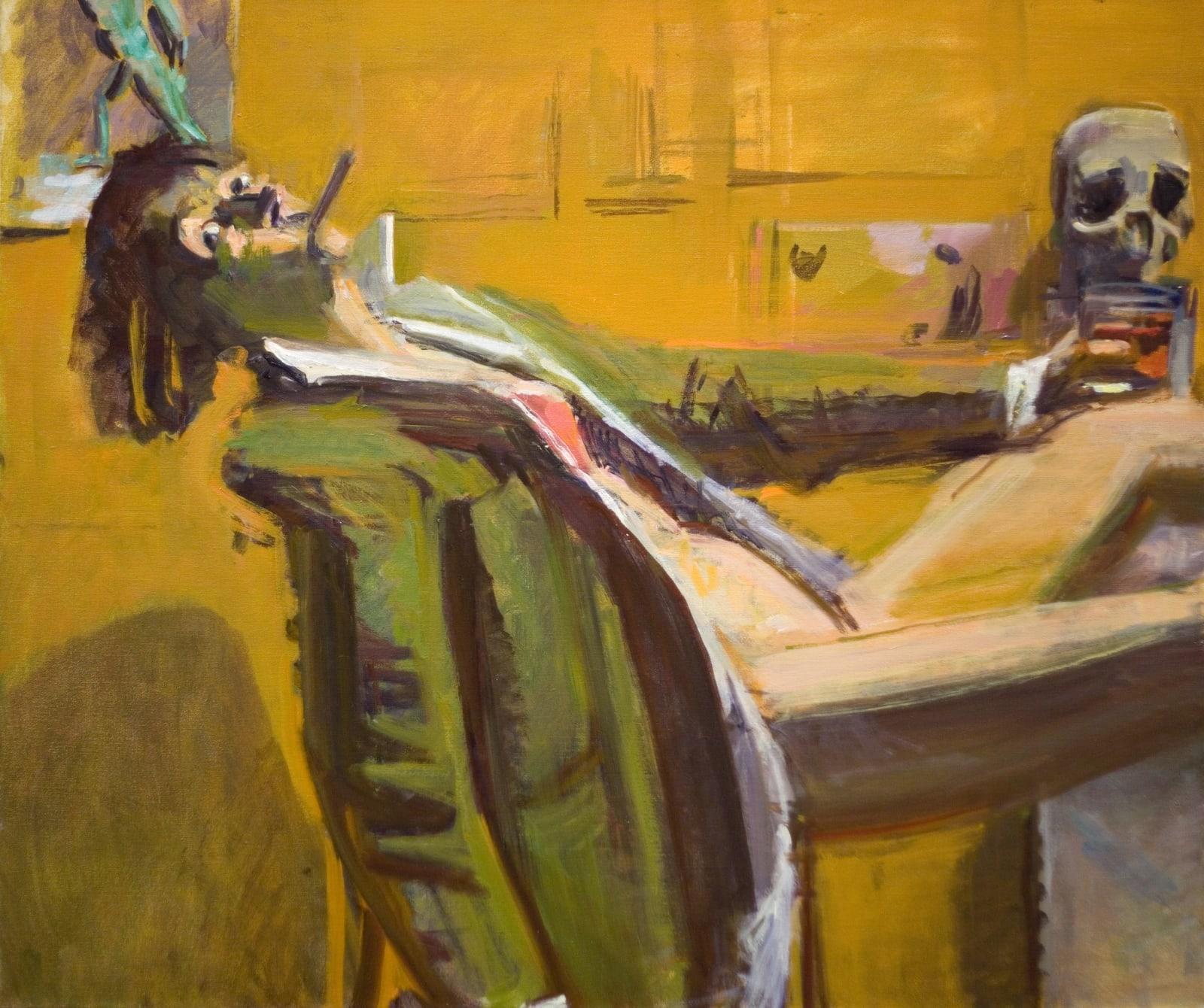 Cherry Pickles, My Sullen Art: Self-Portrait as Dylan Thomas, 2011