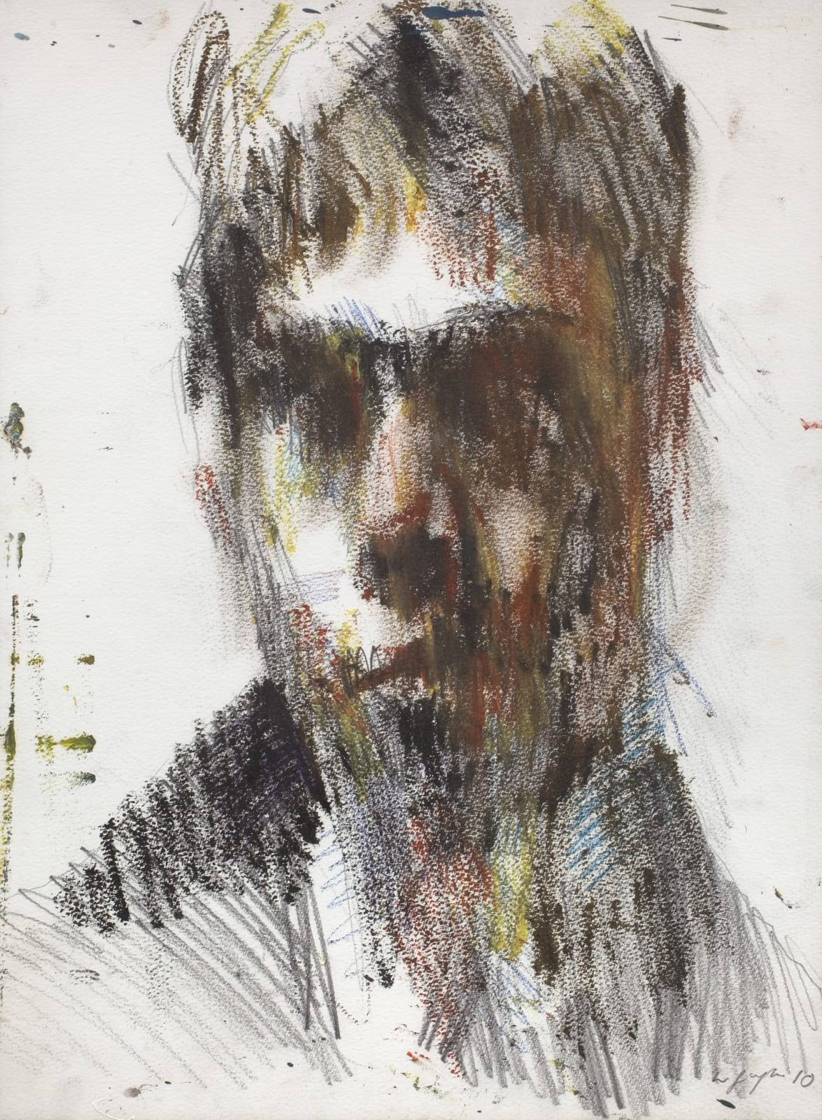 William Foyle, Self-Portrait, 2010