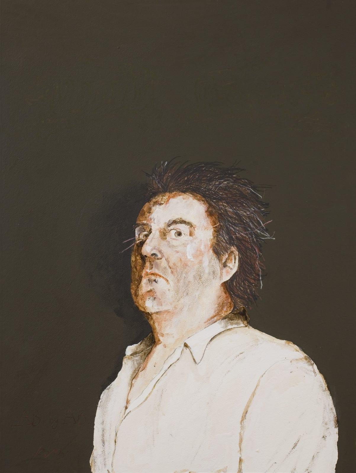 Adam Birtwistle, Self-Portrait, 2013