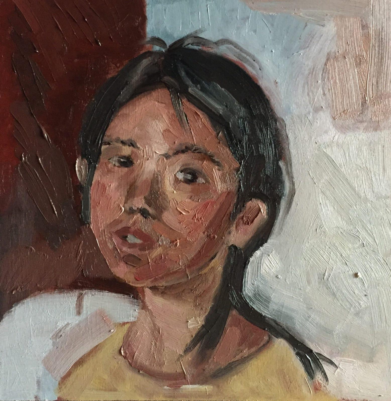 Xiao-Yang Li, My 12-Year-Old Self, 2015