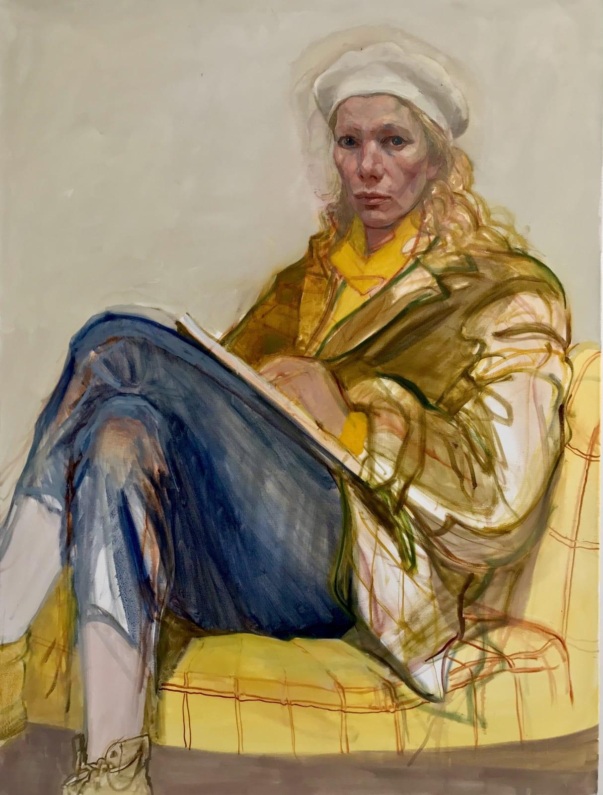 Eugenie Vronskaya, In my scottish jacket