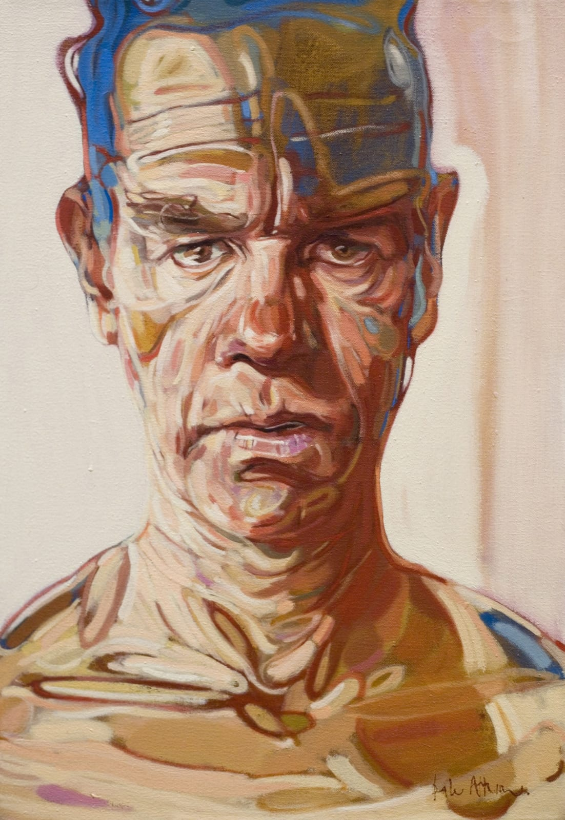 Dale Atkinson, Self-Portrait, 2013