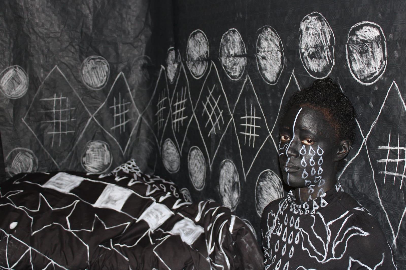Abi Ola, Patterns in my bedroom 1, 2021