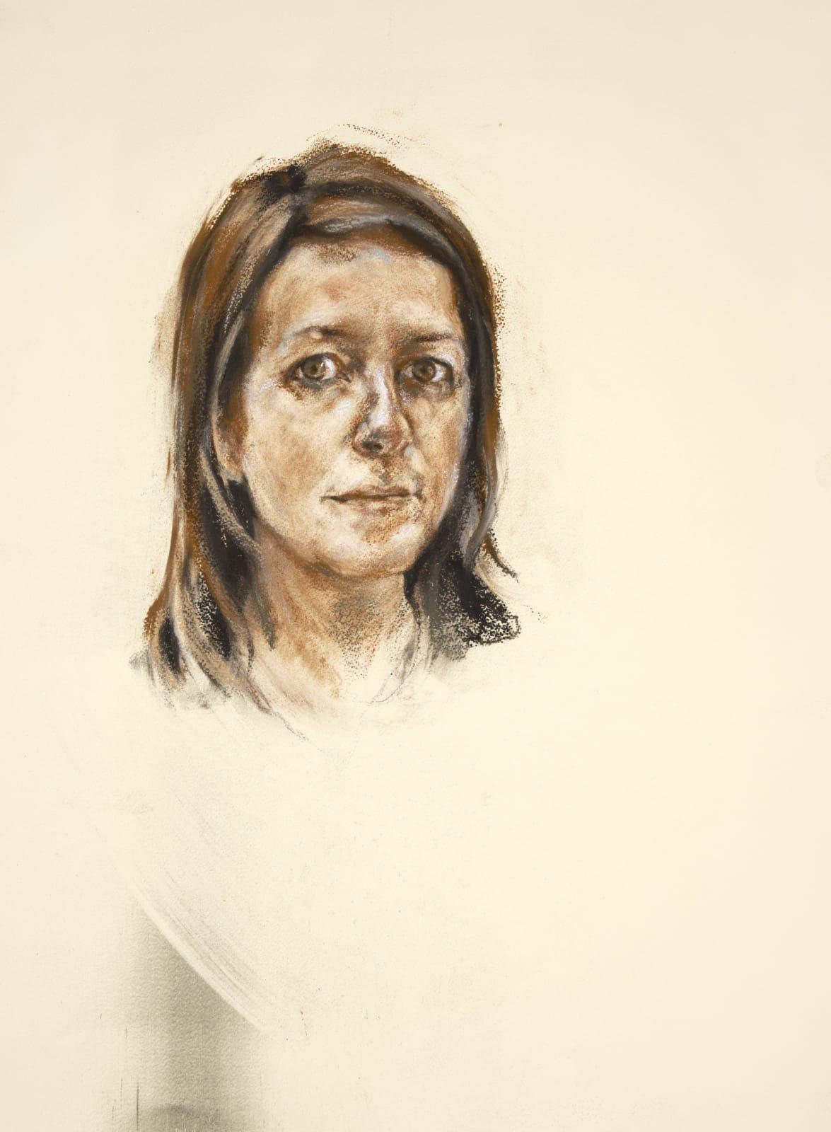 Nicola Hicks, Self-Portrait II, 2013