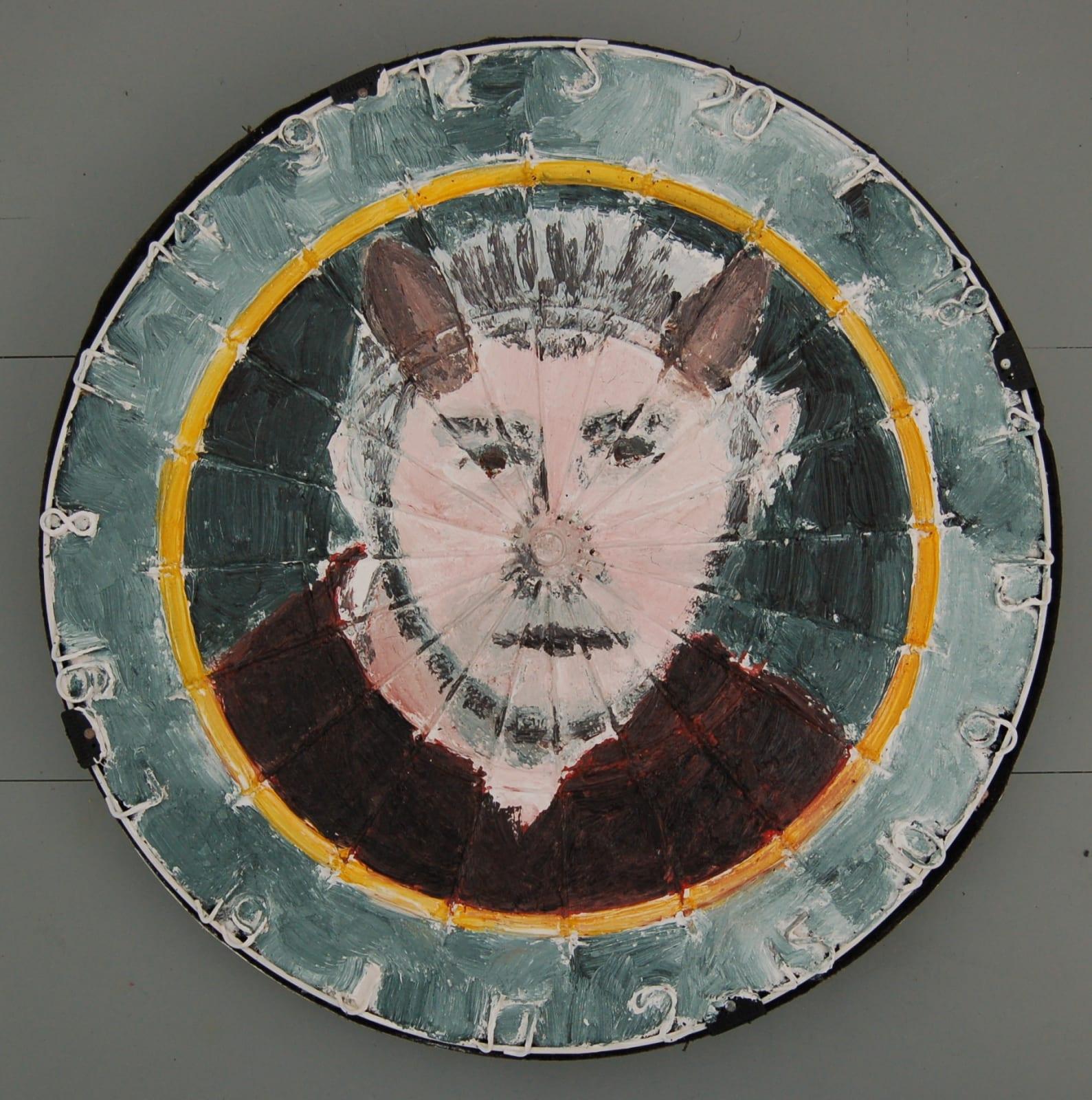 Marco Livingstone, Angel or Devil, 2014