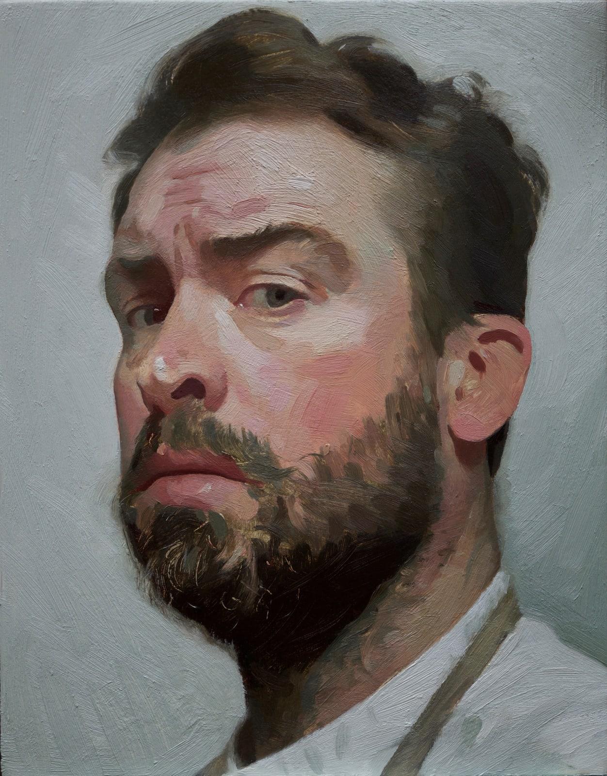Jamie Routley, Self Portrait II