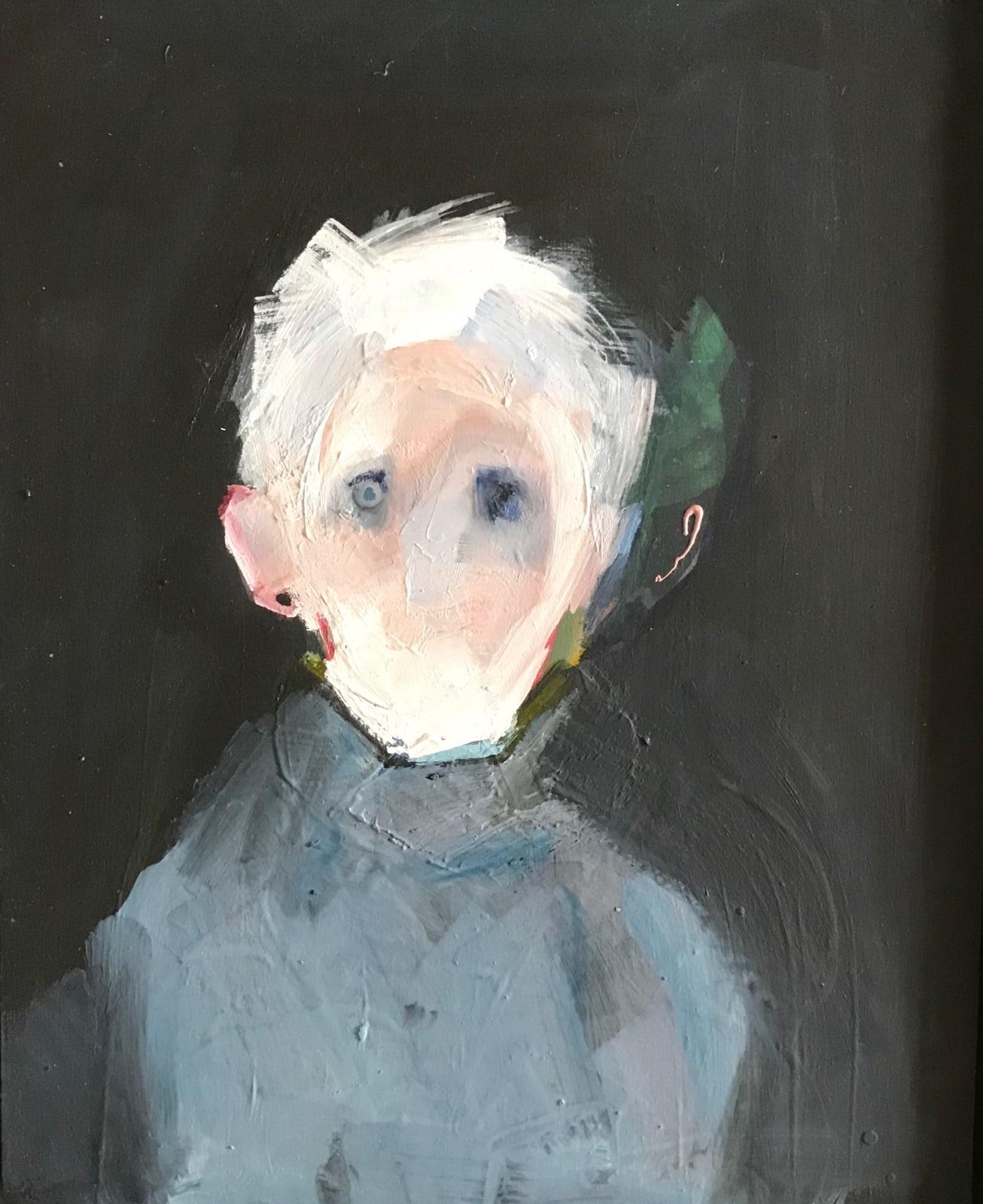 Sally Muir, Self Portrait
