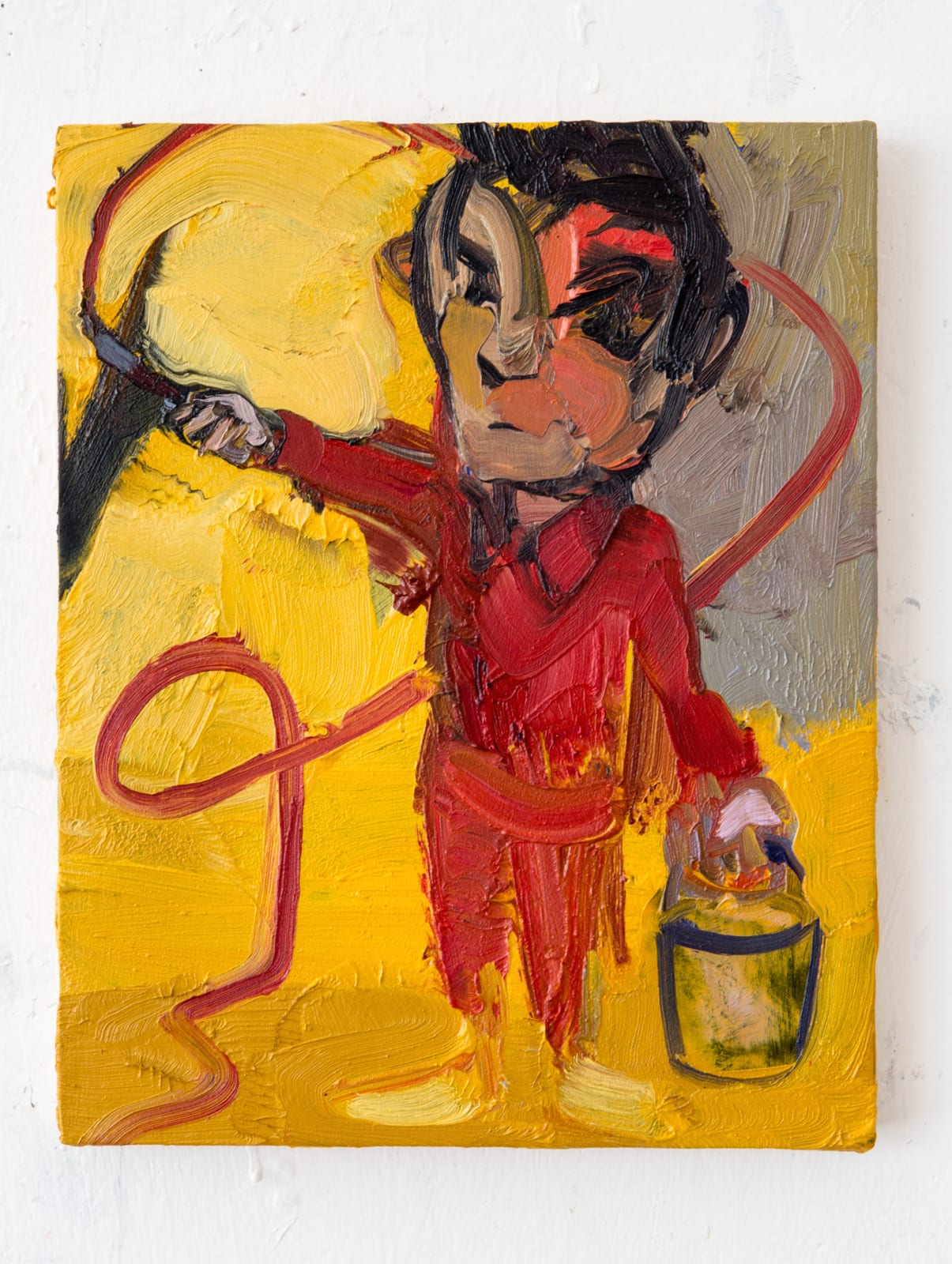 Michael Ajerman, Poco Pittore, 2015-16