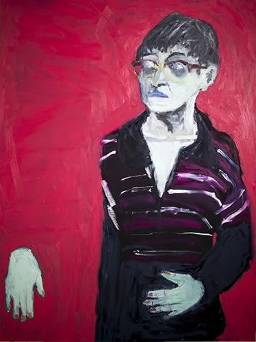 Lucy Jones, Hand Movement, 2013