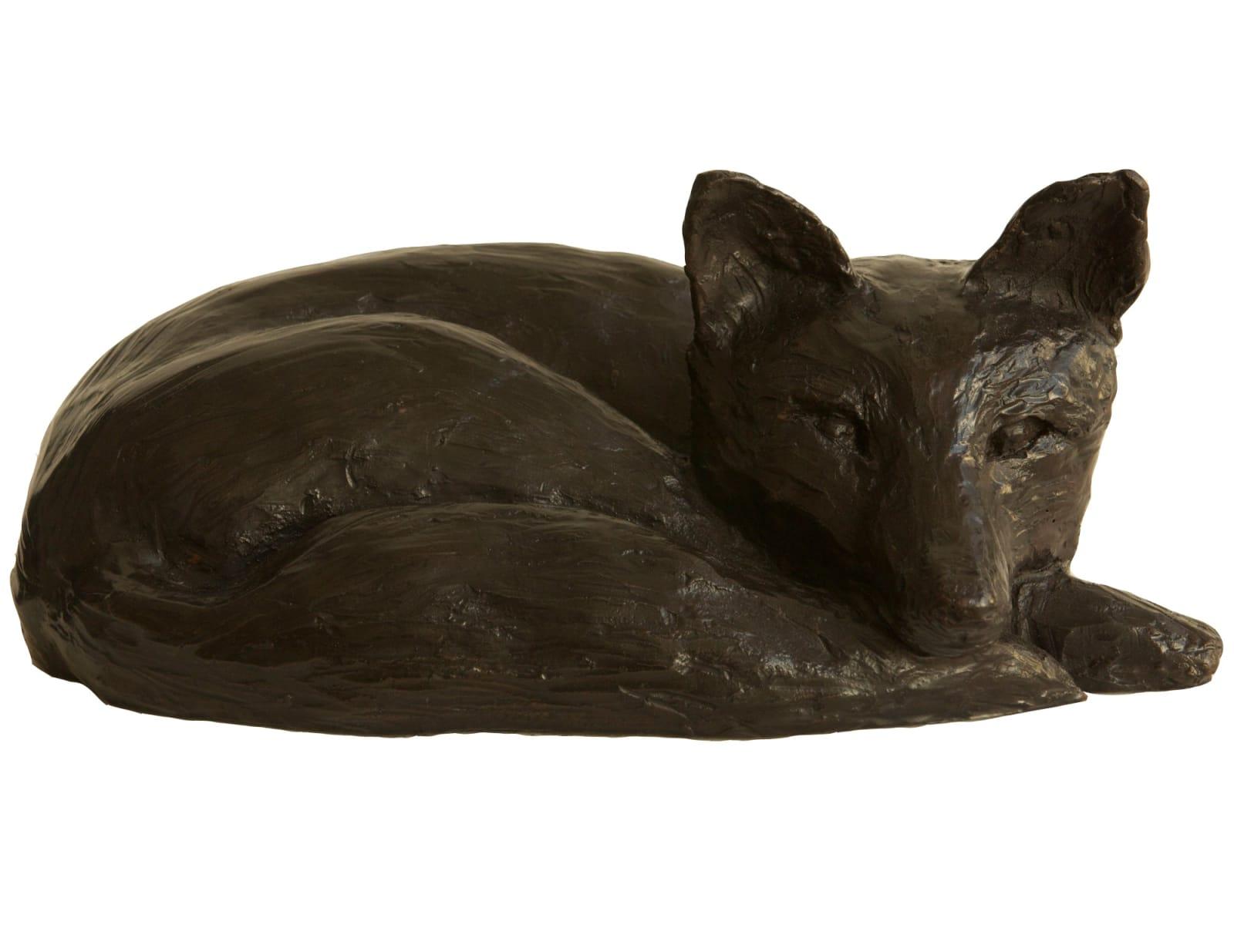 Caroline D'Andlau Hombourg, Renard II (Sleeping Fox) 1/8