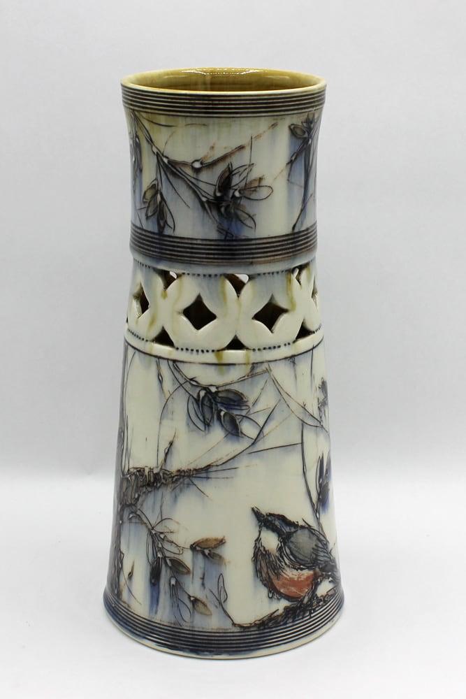 Dawn Candy, Nuthatch Vase, 2020