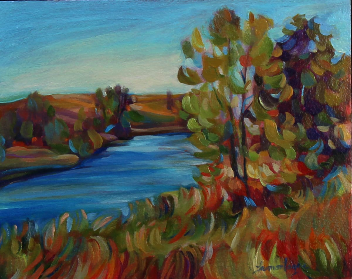 Louise Lamontagne, Sacred Mystery: Mission Creek