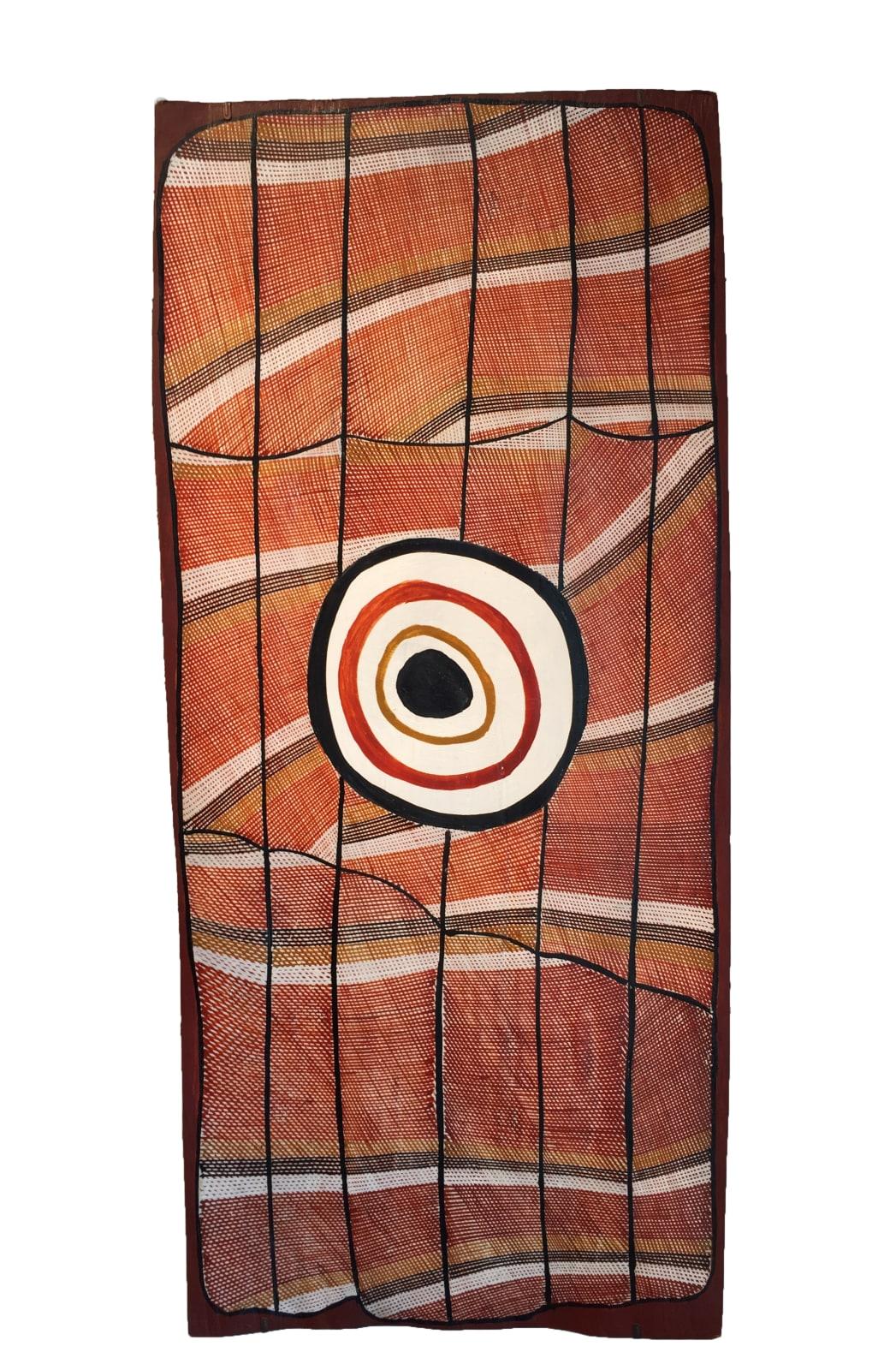 John Mawurndjul, Untitled, 2005
