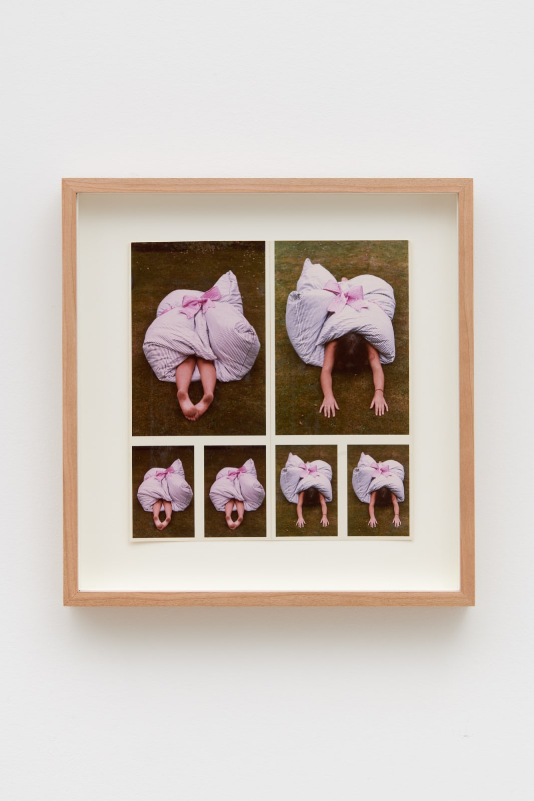 Rose ENGLISH, Baroque Harriet study (feather mattress), 1973