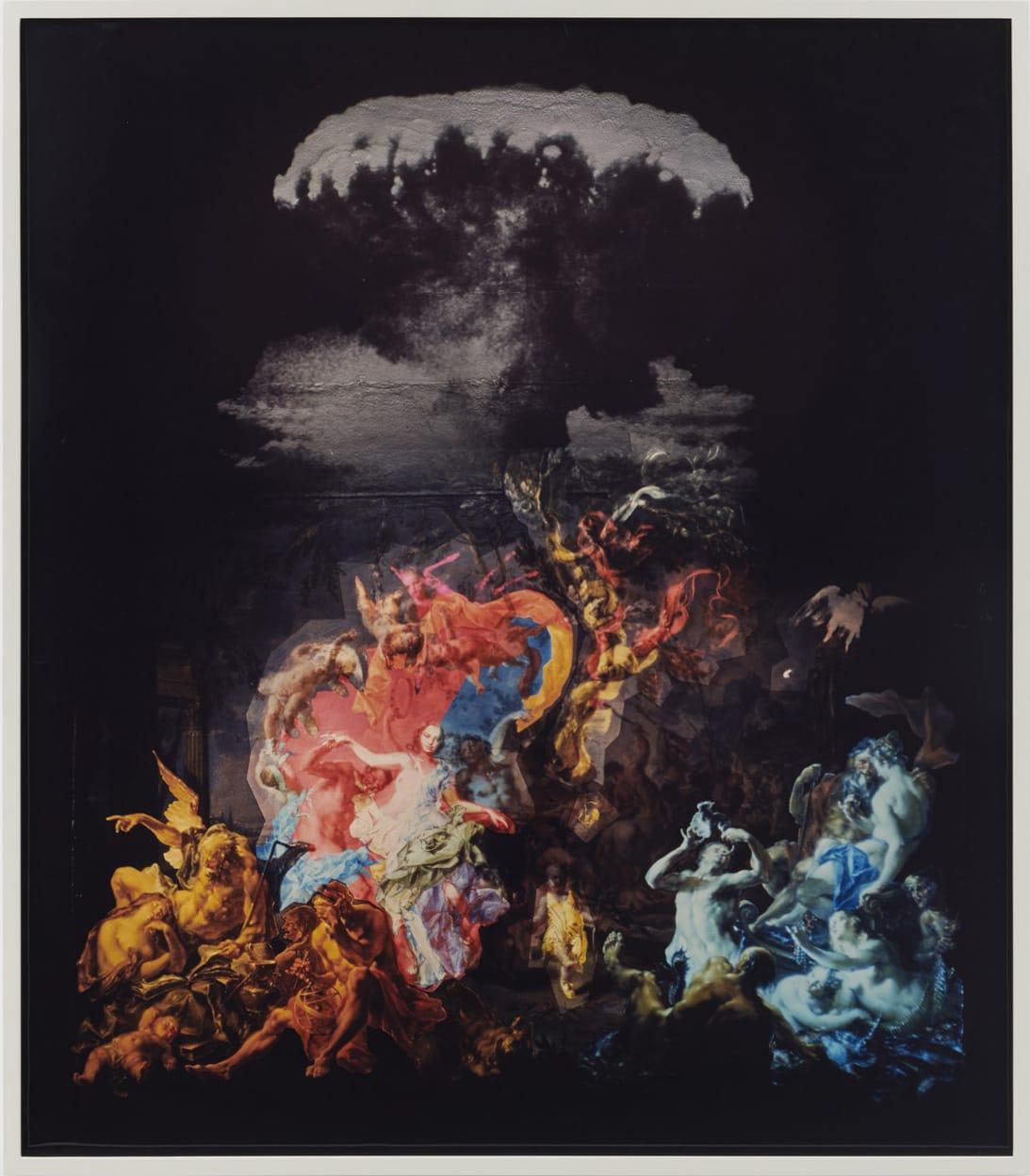 Helen CHADWICK, Allegory of Misrule, 1986