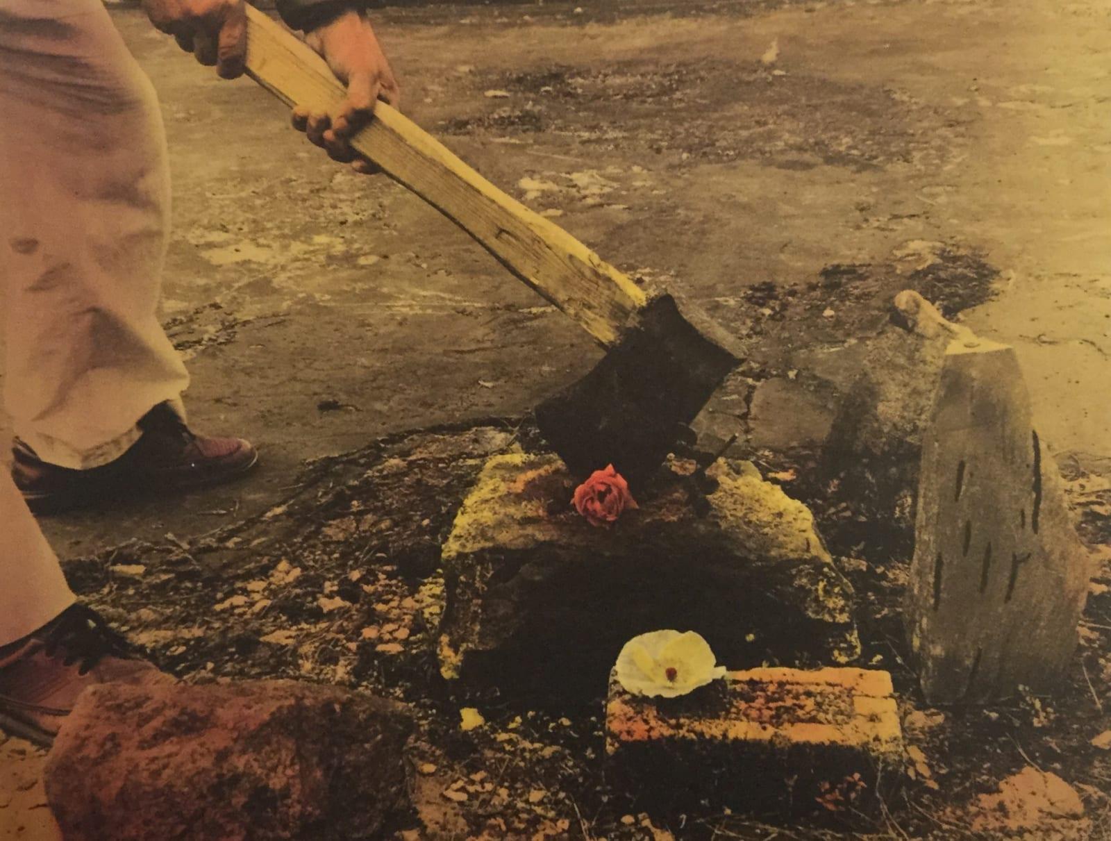 Li Yuan-chia, Untitled, 1993