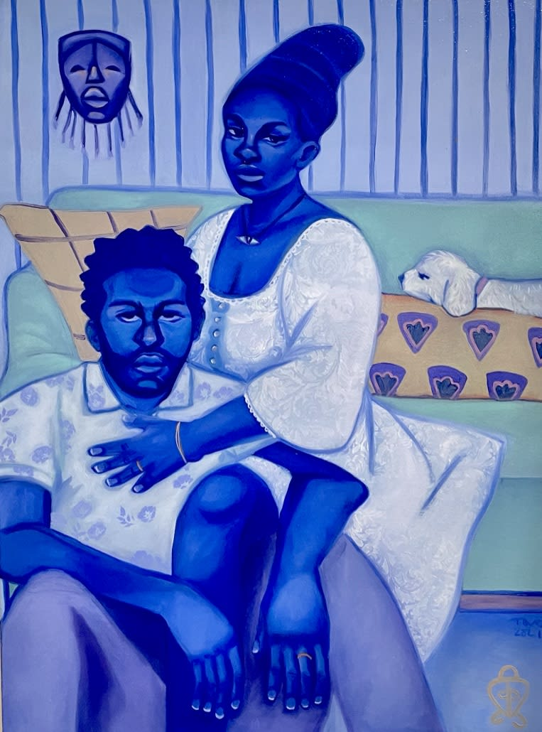 Tiffany Conway, The Lovers, 2020