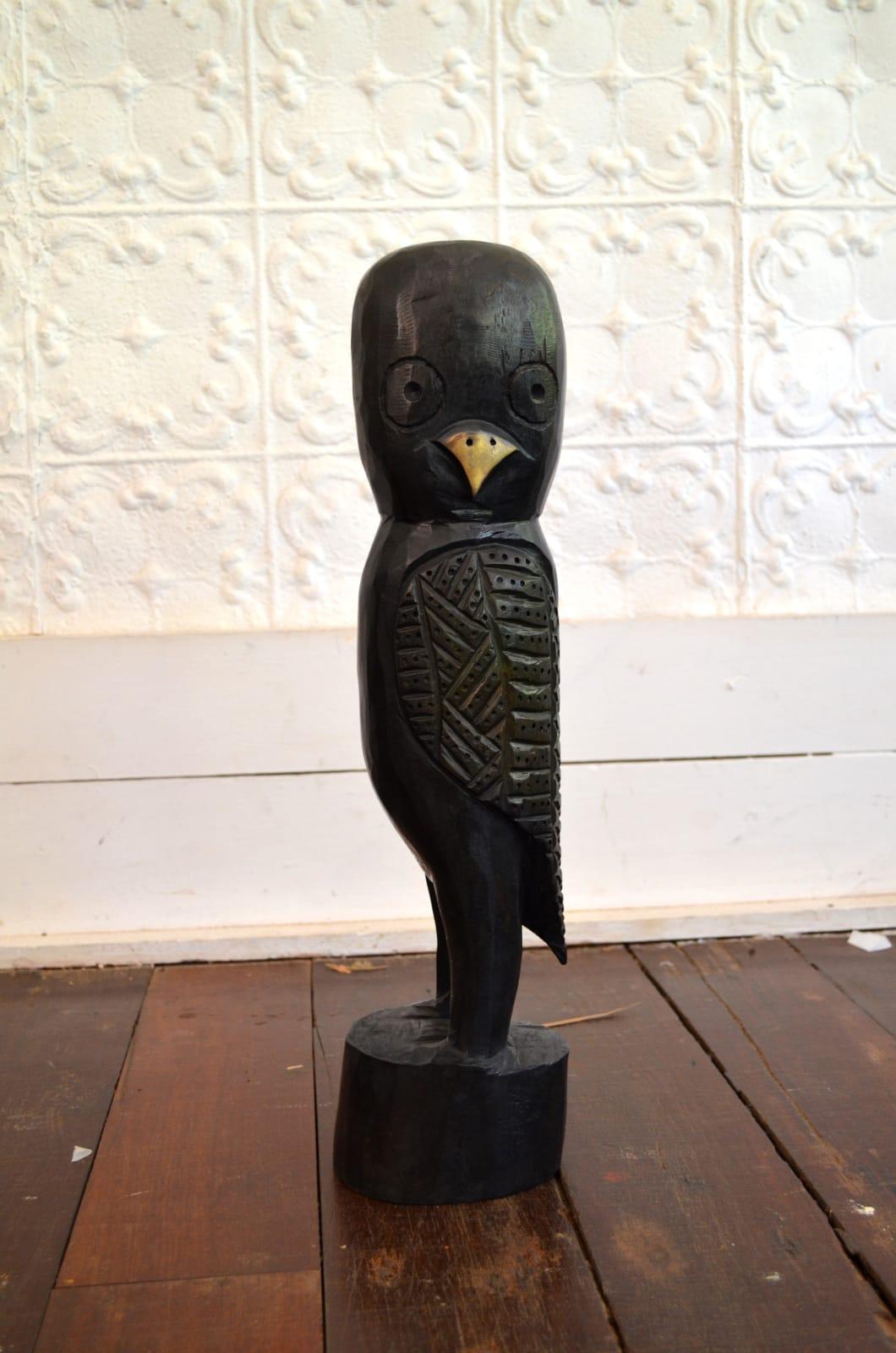 Patrick Freddy Puruntatameri, Owl Tjurukukuni