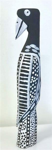 Gerry Mungatopi, Tokwampini, the bird