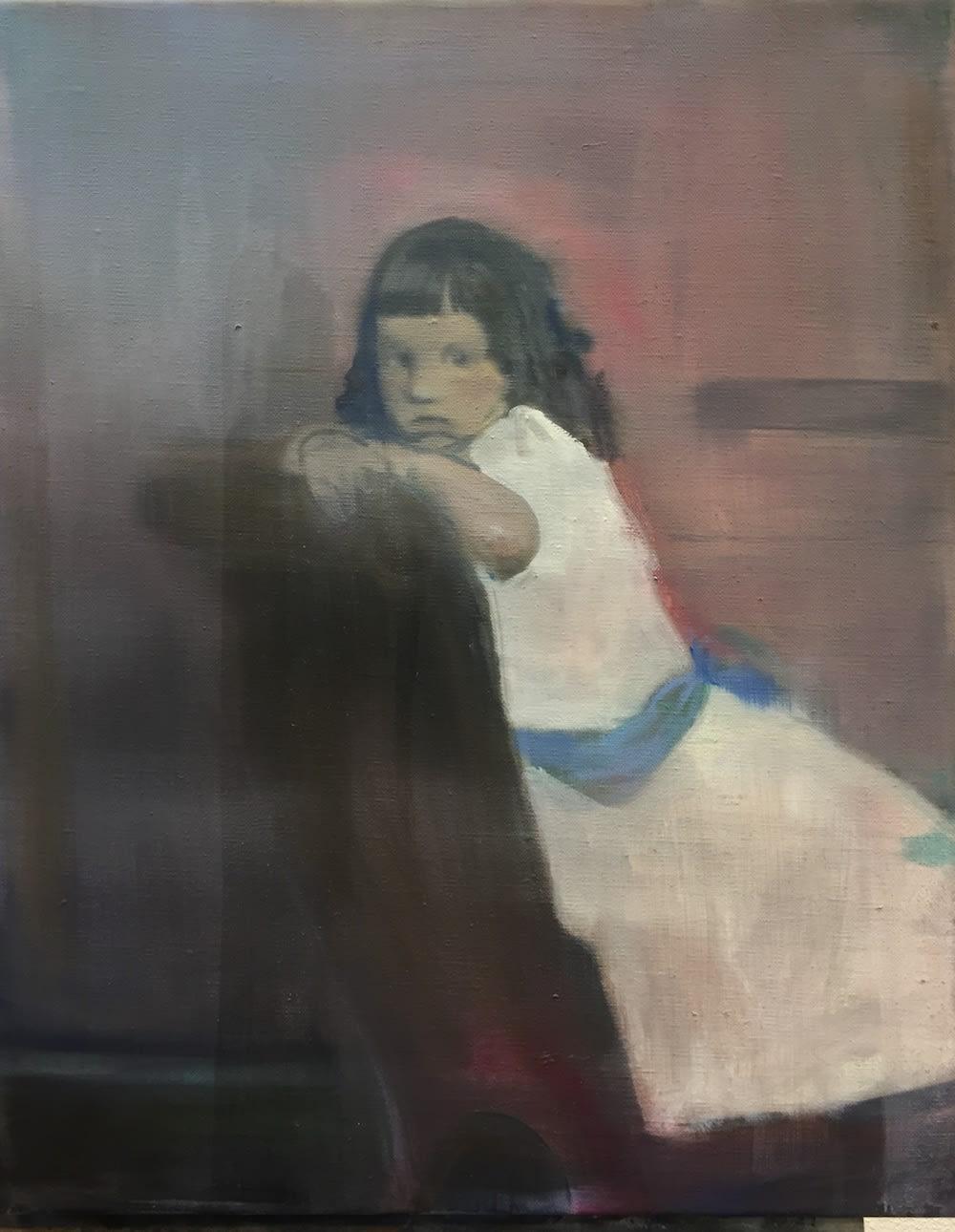 Helen O'Sullivan-Tyrrell, Lost Girl