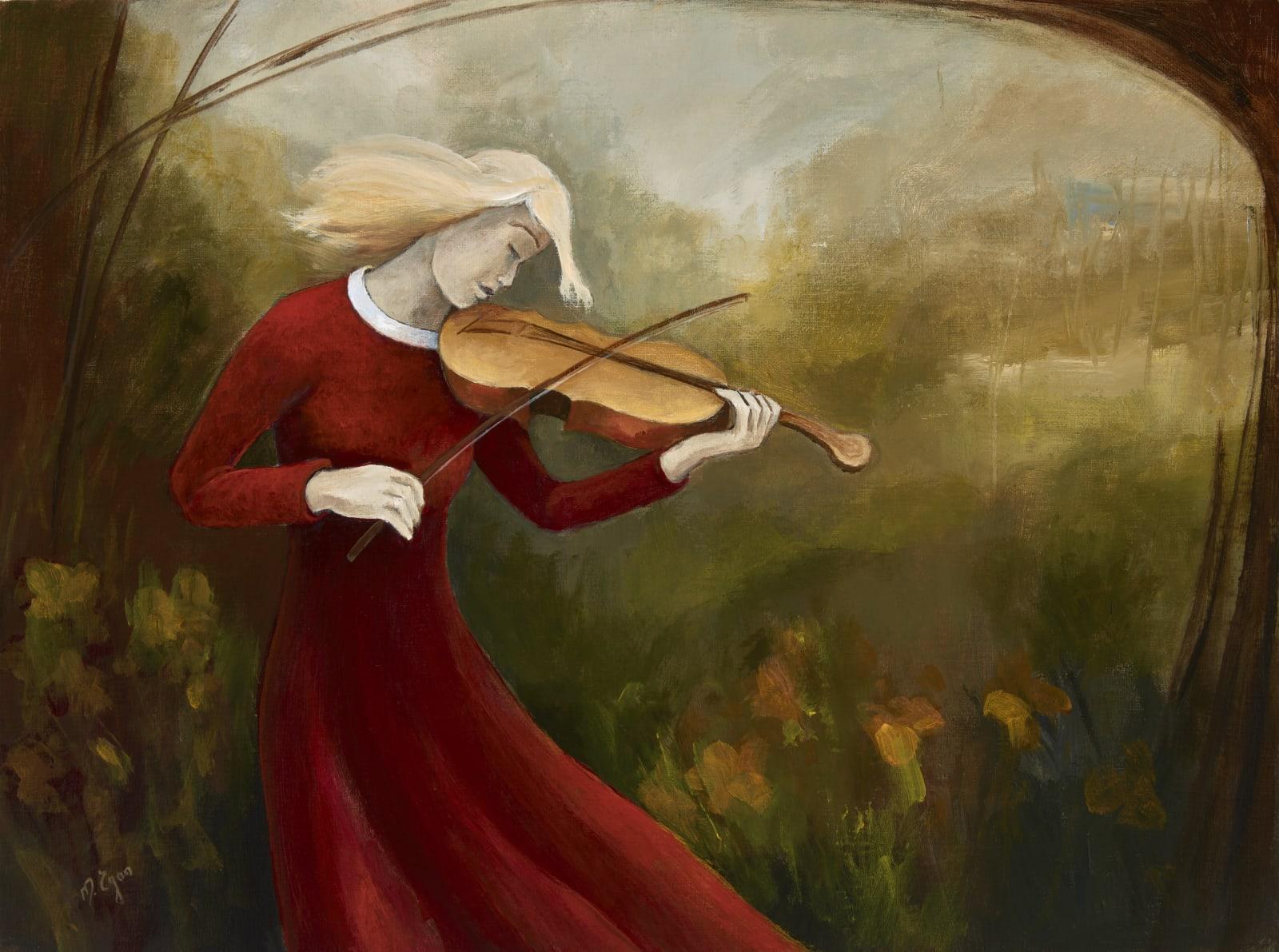 Margaret Egan, The Hidden Freshness Sang