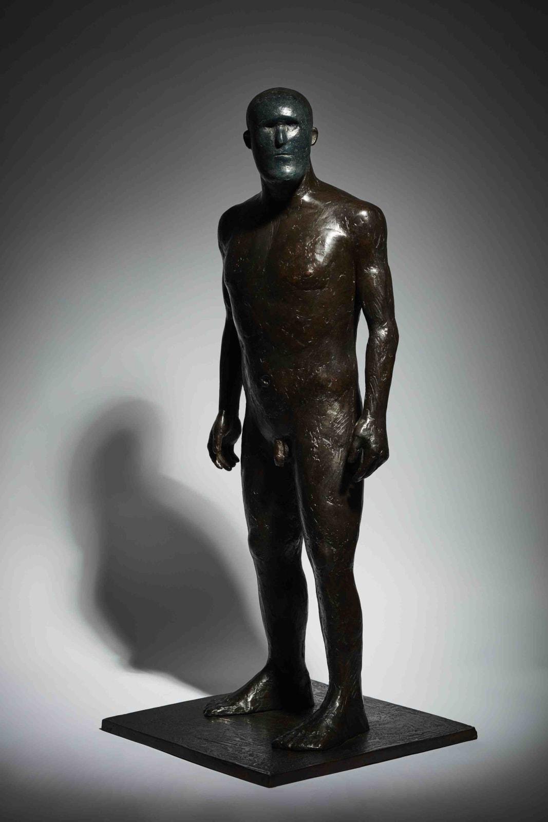 Anthony Scott RUA, Warrior, Blue Mask