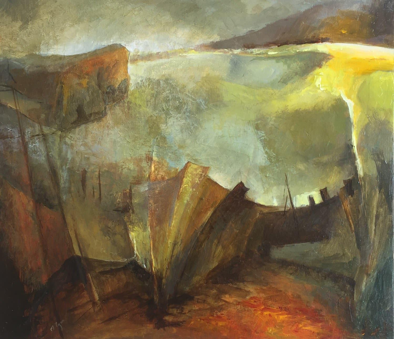 Margaret Egan, Roundstone