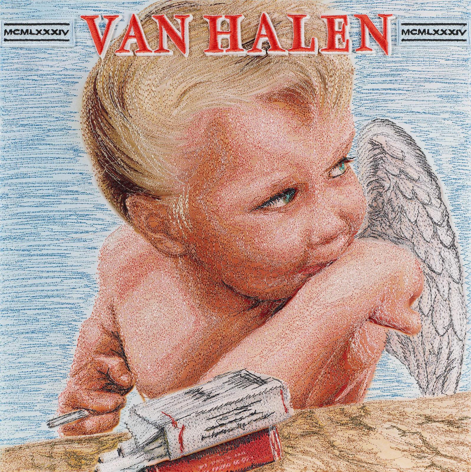 Stephen Wilson 1984 Van Halen 2020 Stephen Wilson Studio