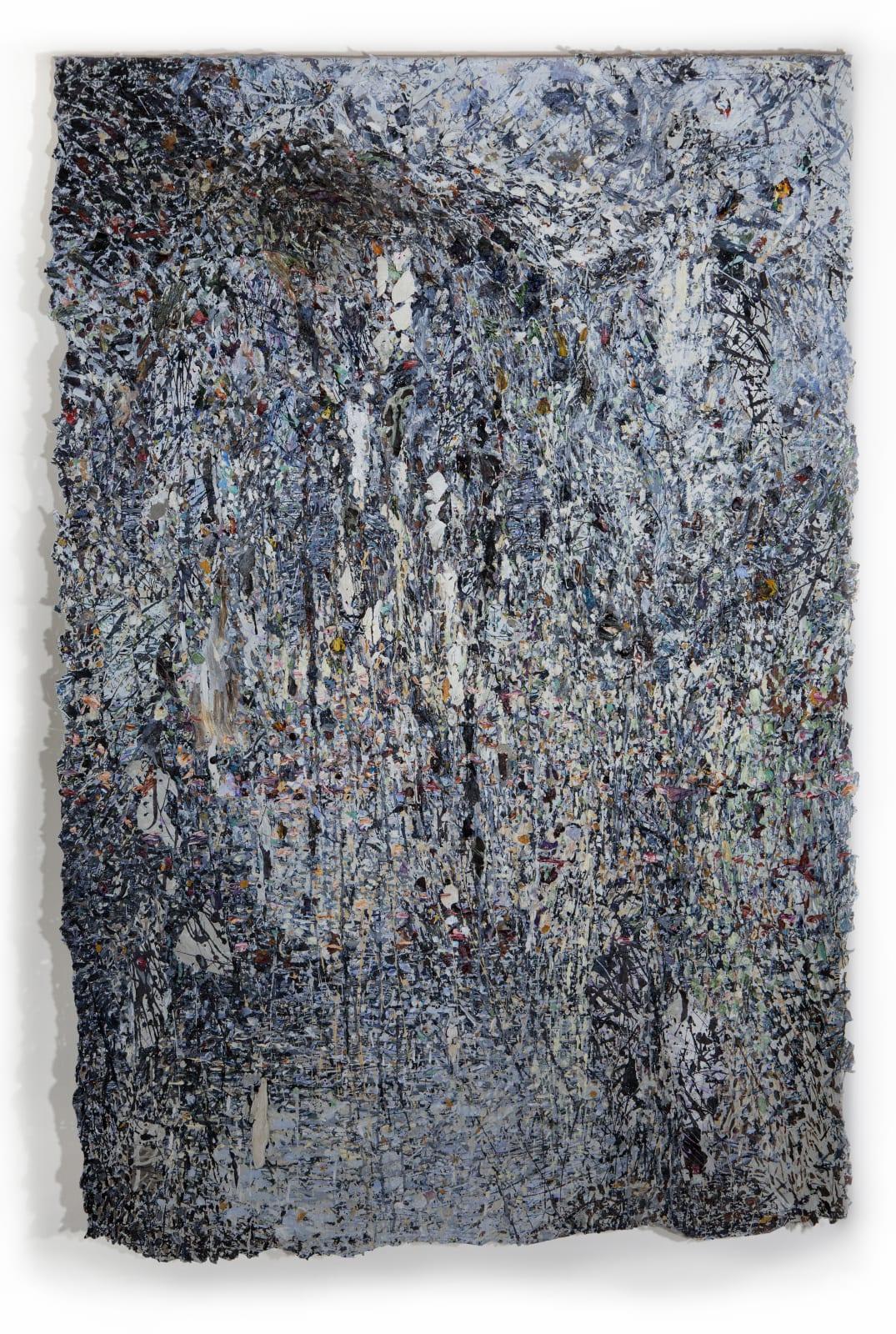 Carolyn Parton, Eyedancing deluge, 2018