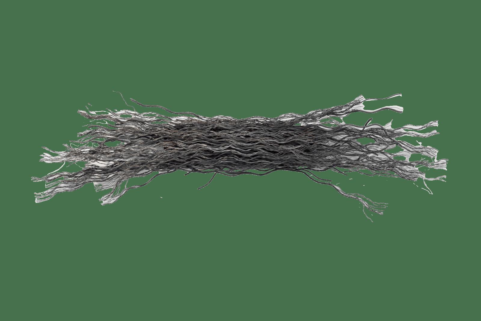 Maren Hassinger Splintering 1981 2019 Adaa