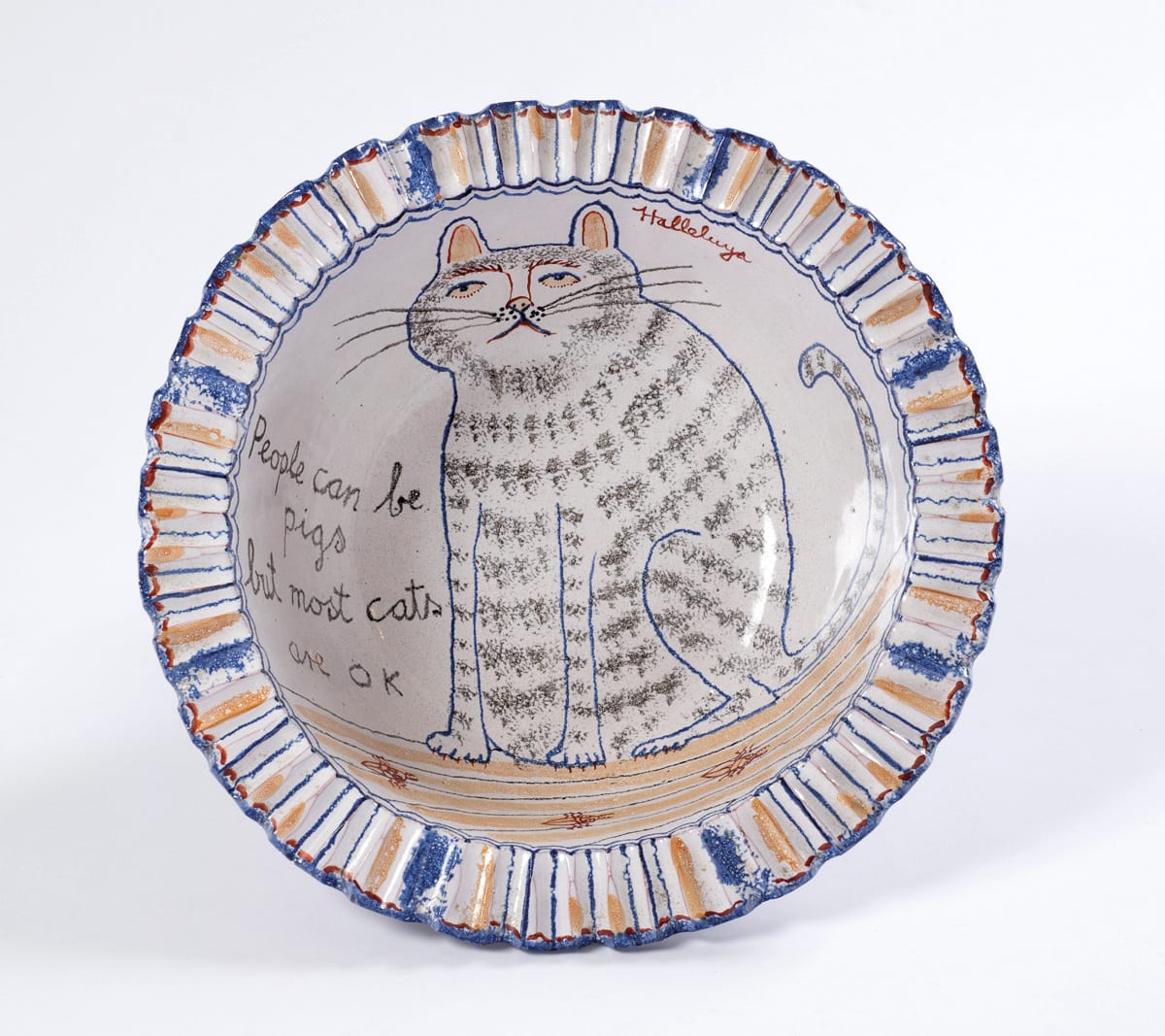 Hylton Nel, People Can Be Pigs But Most Cats Are Ok' Bowl, 1998-12-31