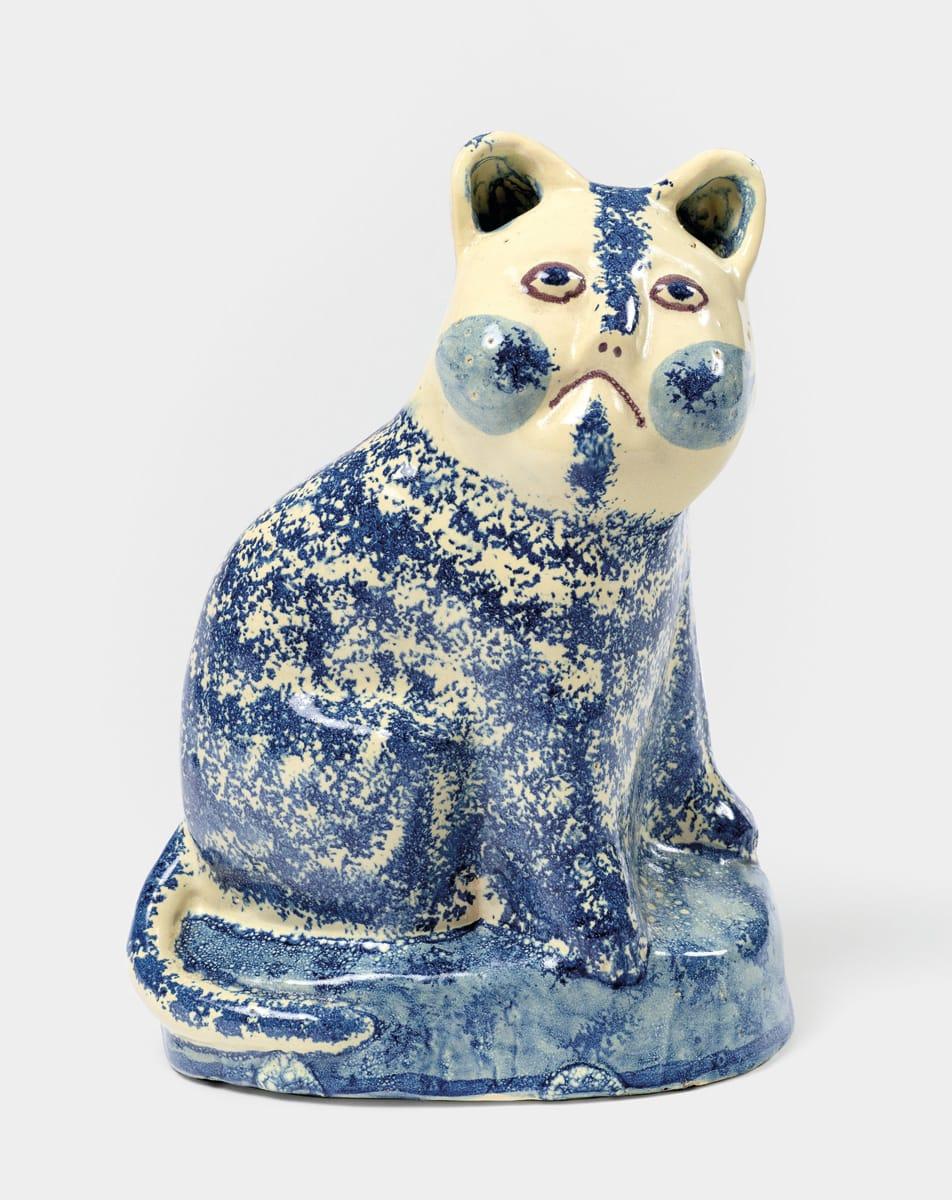 Hylton Nel, Blue Cat, 1996-12-16
