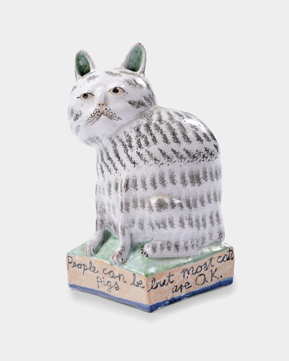 Hylton Nel, People Can Be Pigs But Most Cats Are Ok' Cat, 1998-12-30