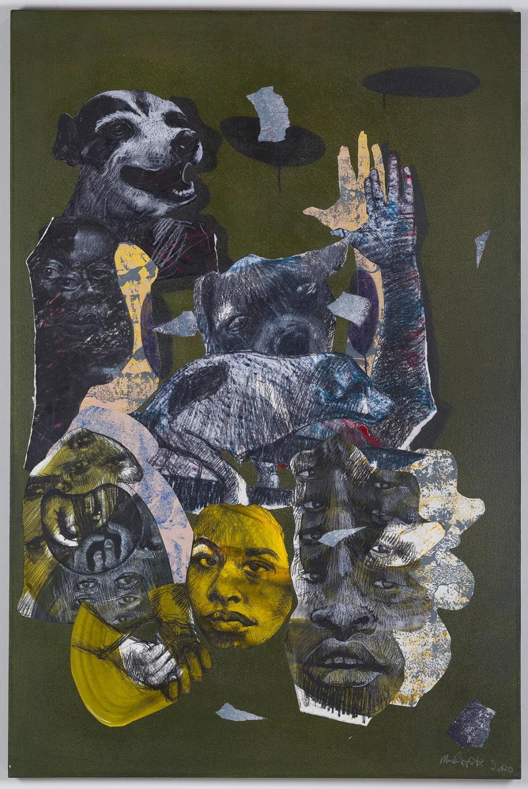 Ronald Muchatuta, Inja, 2020