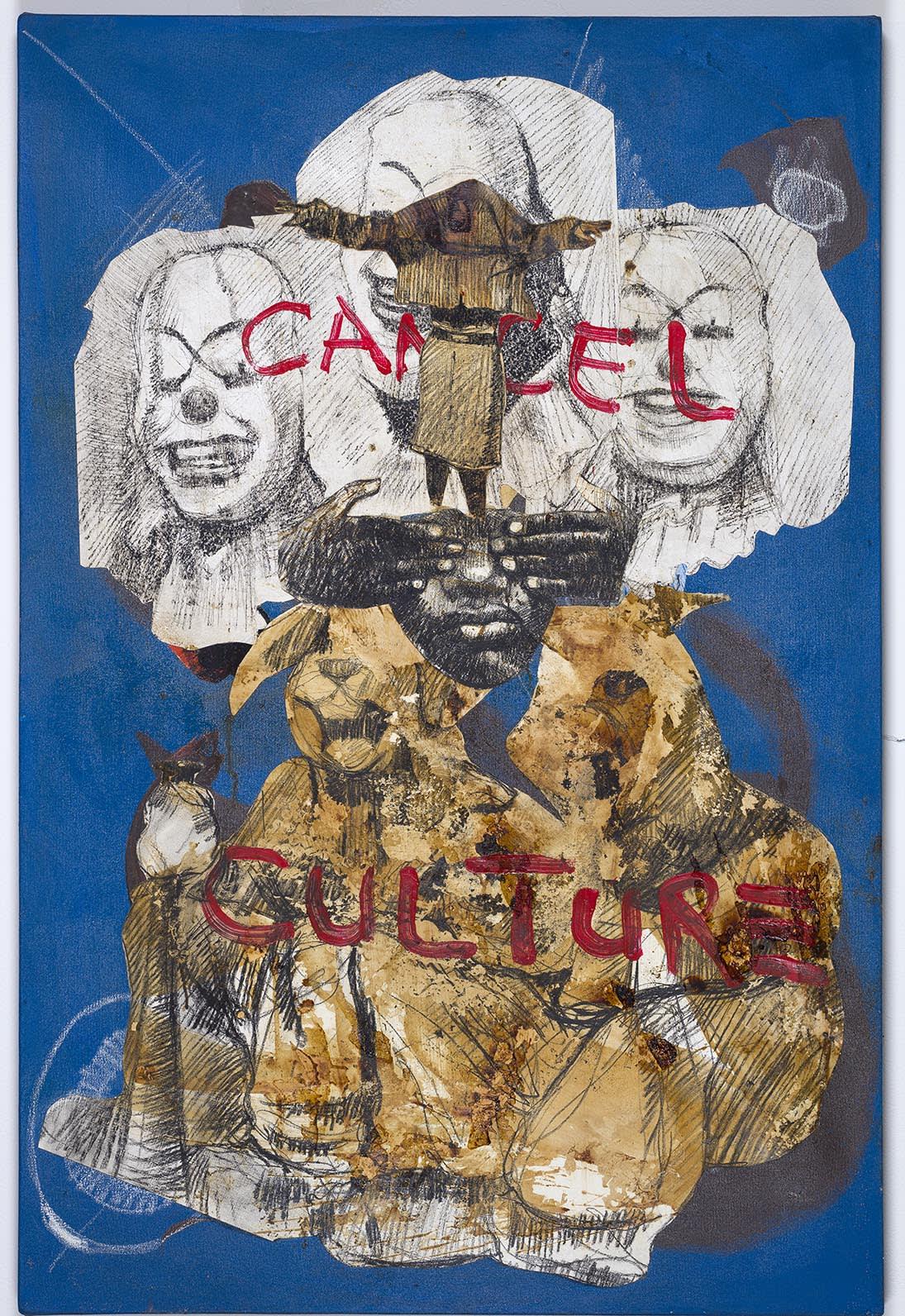 Ronald Muchatuta, Cancel Culture, 2020