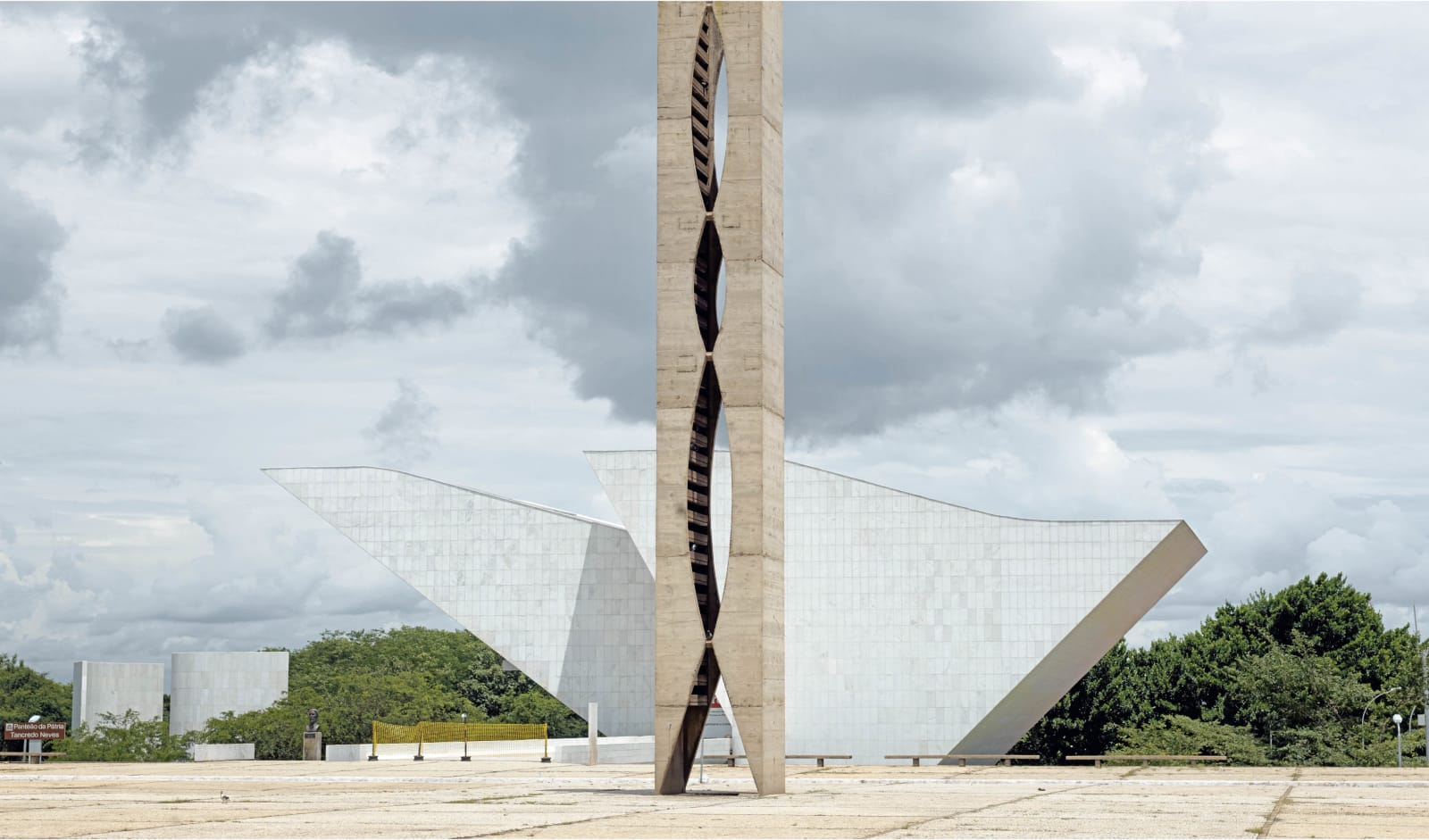 Vincent Fournier, Tancredo Neves Pantheon of the Fatherland and Freedom, Plaza of the Three Powers, Brasília, 2012, Plaza of the Three Powers, Brasília, 2012