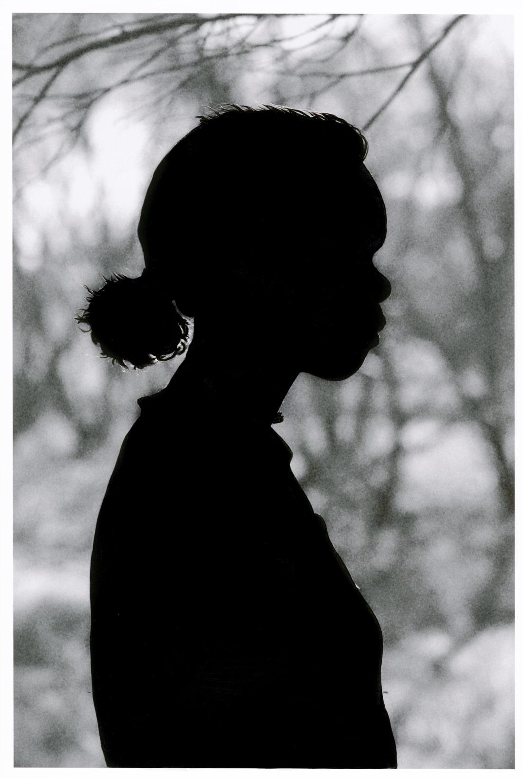 Patrick Waterhouse, Restricted Side Portrait Right, 2014 - 2018