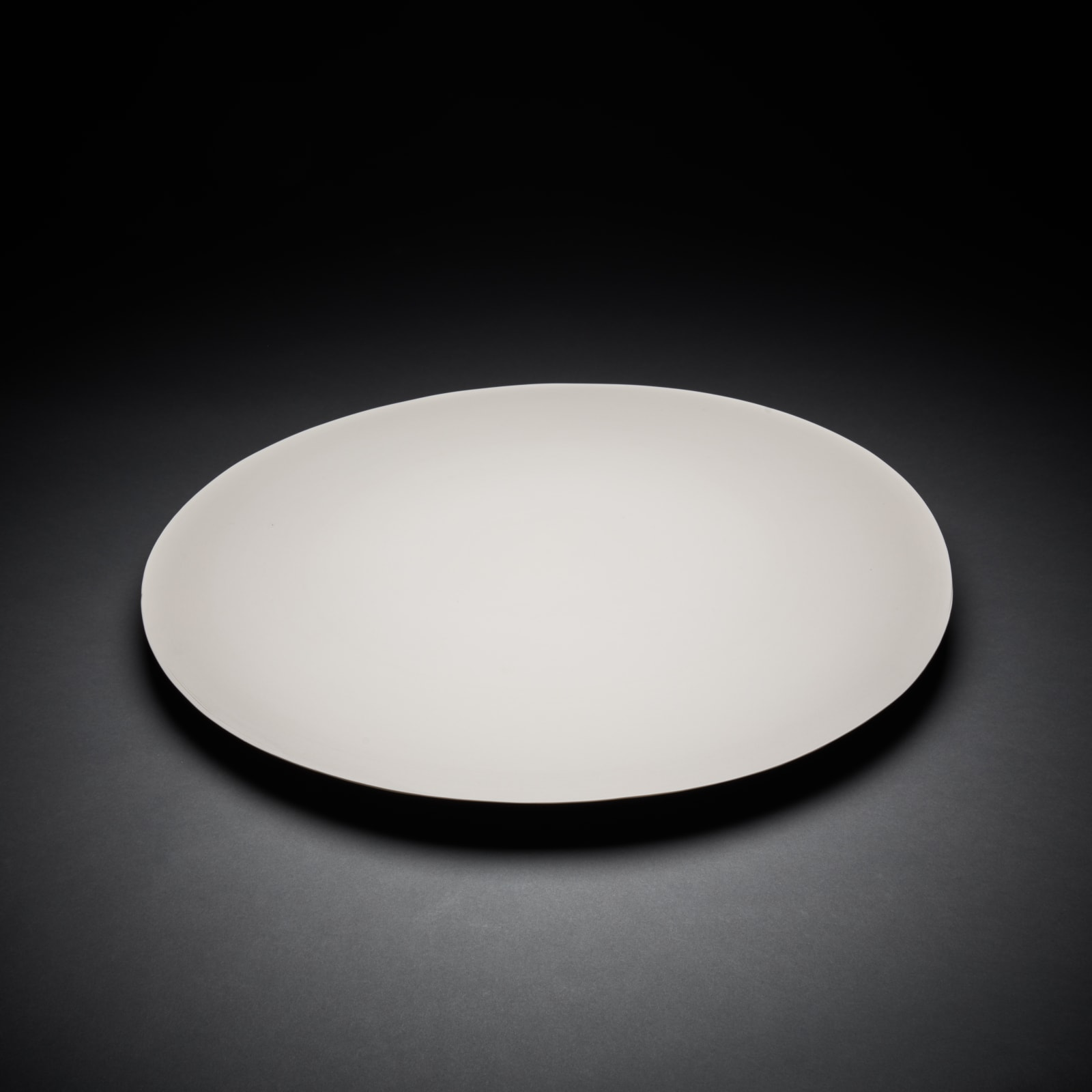 Taizo Kuroda, Untitled 90 (Flat Dai-Sara I), 2018