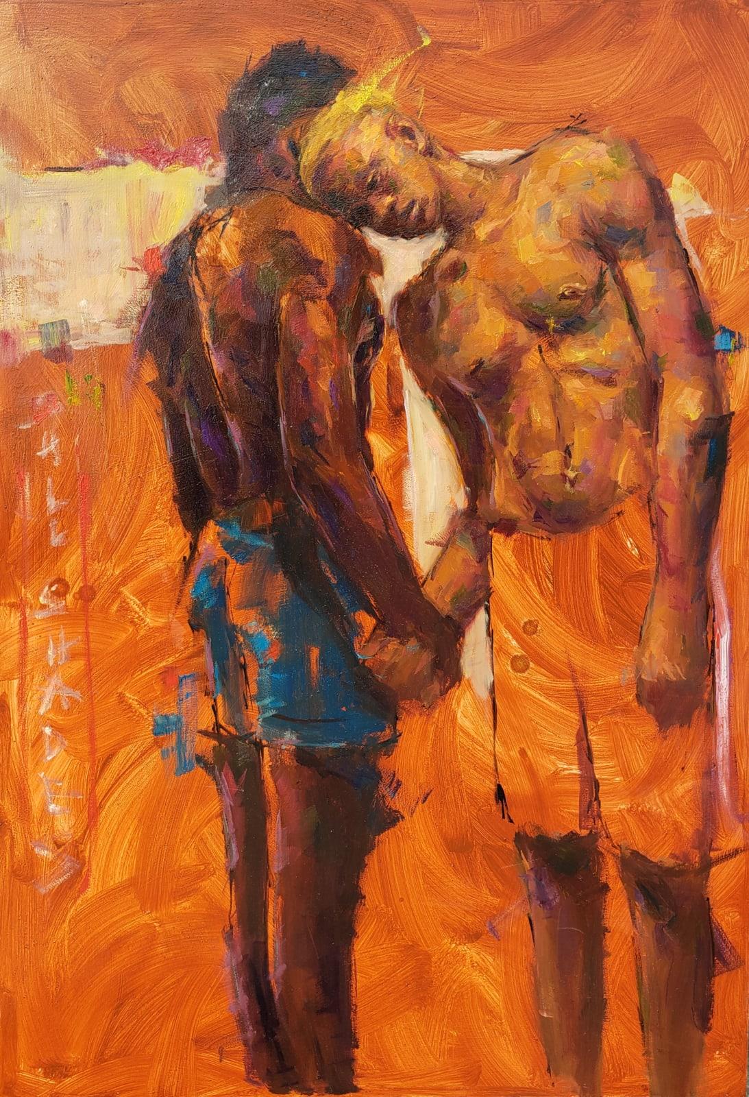 Chigozie Obi, Shades of Black VI , 2020