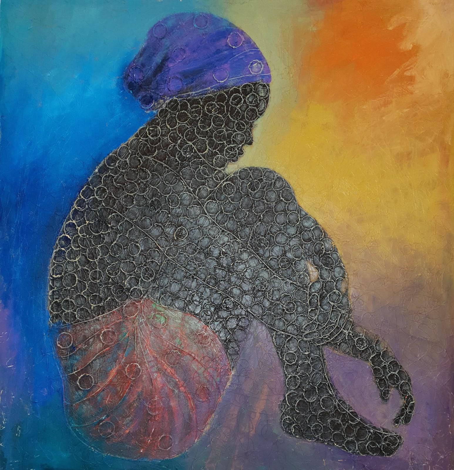 Uchay Chima, Yesterday Is Gone, 2018